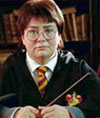 Dawn French as Harry Potter