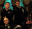 The Slytherin Baddies